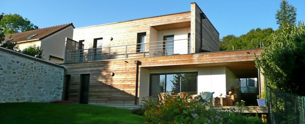 maison bois wedgwood